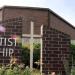 Faith Baptist sign and building